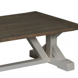 Table basse en pin 140 Palerme