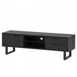 Meuble TV en acacia et métal 165 Leony
