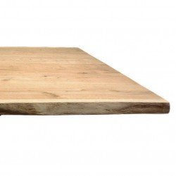 Table à manger en chêne Camyl