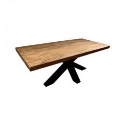 Table à manger en manguier Celia