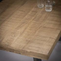 Table à manger en manguier massif 180x90