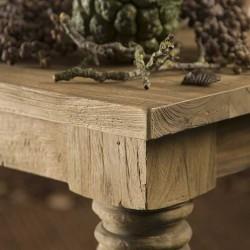 Table basse 130x75 en teck Bologne