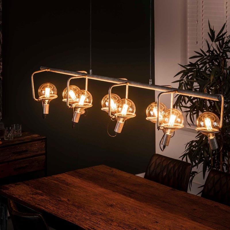 Suspension 8 ampoules style design