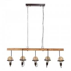 Suspension design avec structure en manguier