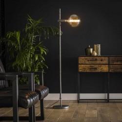 Lampadaire 1 ampoule style industriel design