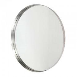 Miroir rond 75 cm diamètre argenté ou doré