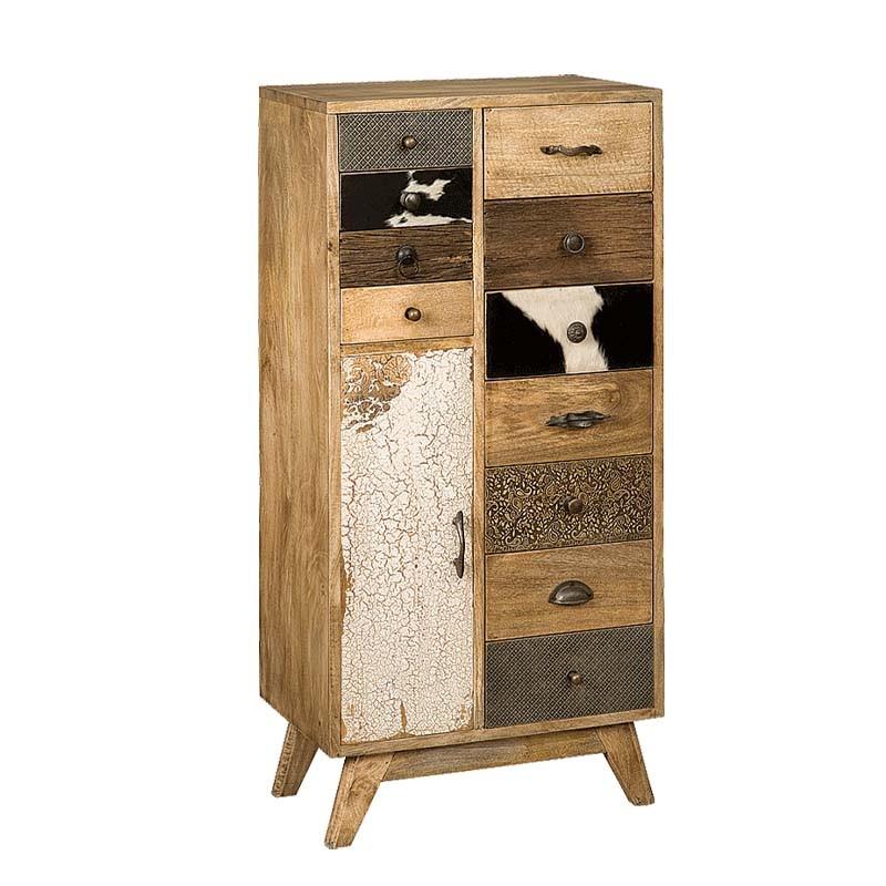 Armoire en bois 11 tiroirs 55 Karma