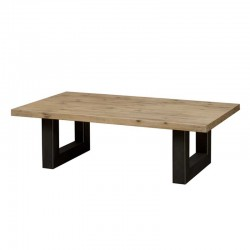 Table basse en acacia 120x70 Trega