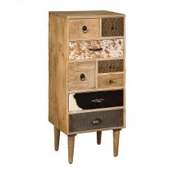 Armoire en bois 8 tiroirs 45 Karma