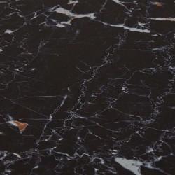 Table basse en marbre et métal 45 Mabel