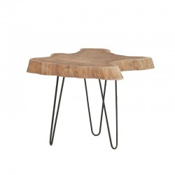 Table basse tronc d'arbre 50 Natta