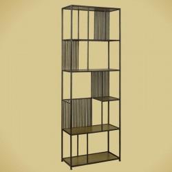 Bibliothèque en métal Megara