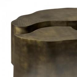 Table basse 3 parties en métal 103 Rory