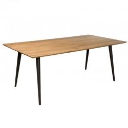 Table à manger en chêne Bressa