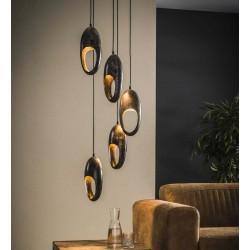 Suspension design oeil 5 ampoules