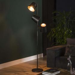 Lampadaire spots industriel 3 ampoules