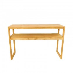 Console 2 plateaux Country