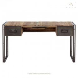 Bureau en bois et métal 150 Industry