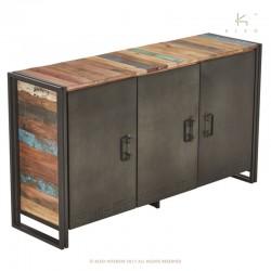 Buffet en bois et métal 160 Industry