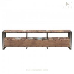 Meuble TV en bois et métal 210 Industry