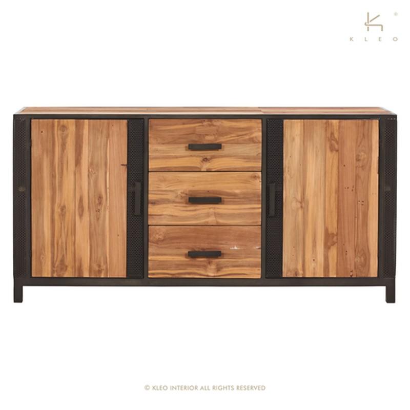 Buffet en bois et métal 180 Chic