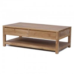 Table basse en teck 130 Losar