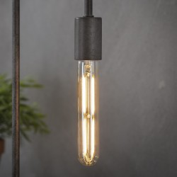 Ampoule LED à filament forme tube 30 cm