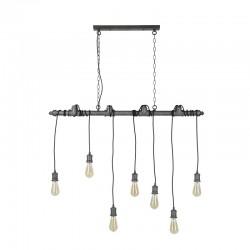 Suspension 7 ampoules suspendues