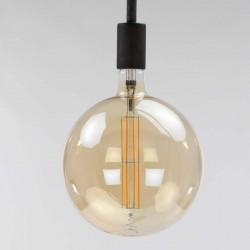 Ampoule LED à filament globe Ø20,0