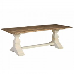Table basse en pin 135 Amando