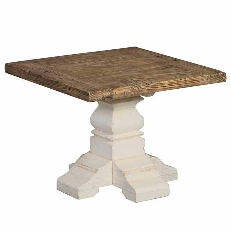 Table basse en pin 60 Amando