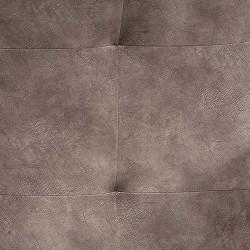 Lot 2 chaises design en tissu Kandor