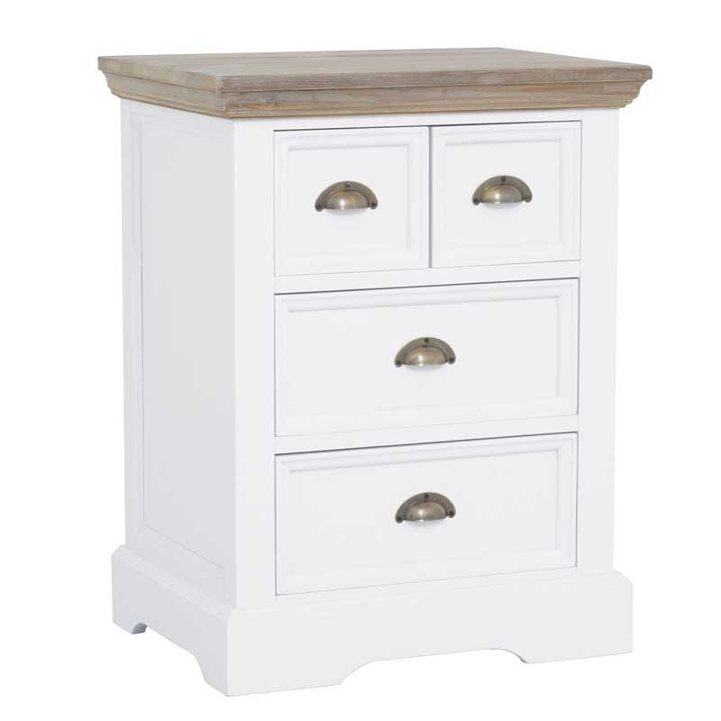 Commode en pin 50 Flora
