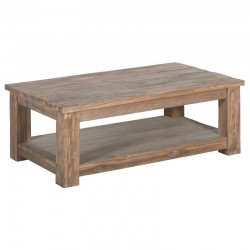 Table basse en teck 130x75 Lorens