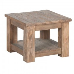 Table basse en teck 60x60 Lorens