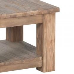 Table basse en teck 60x60 Lorens