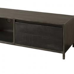 Meuble TV en bois et métal 180 Paterne