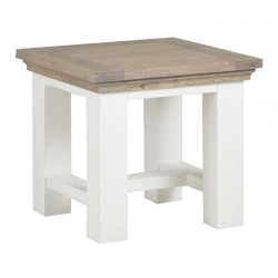 Table basse en bois 60x60 Toscana