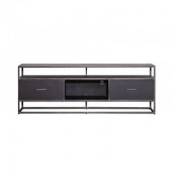 Meuble TV bois et métal 150 Hadson