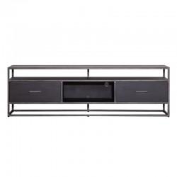 Meuble TV bois et métal 185 Hadson