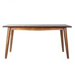 Table à manger en manguier 160x90 Wiscon