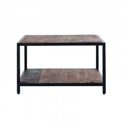 Table d'appoint en manguier 60x60 Sohos