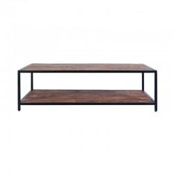 Table basse en manguier 120x70 Sohos