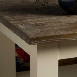 Table basse en bois 130 Liza