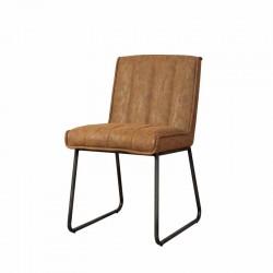 chaise design en tissus Sonta