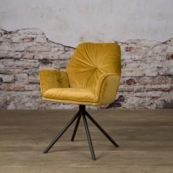 Lot 2 fauteuils design Pilma
