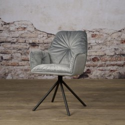 Lot 2 fauteuils design Pilma