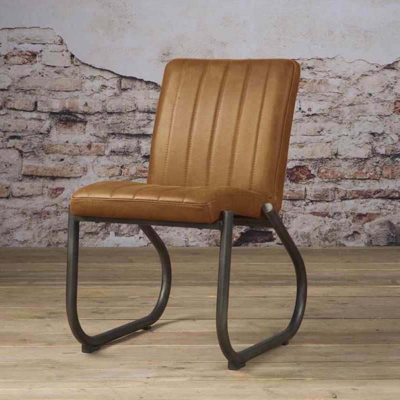 Lot 2 chaises design Texon
