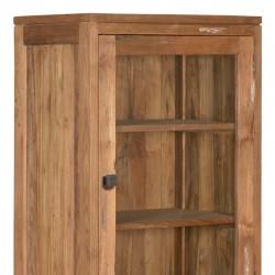 Armoire vitrine en teck 65 Masco