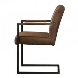 Lot 2 fauteuils design Faro